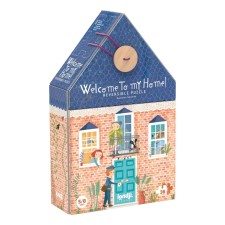 Puzzle 'Welcome to my Home' 36 Teile von londji